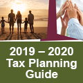 2019 - 2020 Tax Planning Guide